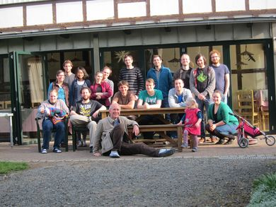 Group photo (harz retreat 2014)